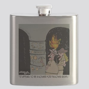 3959_kosher_cartoon Flask