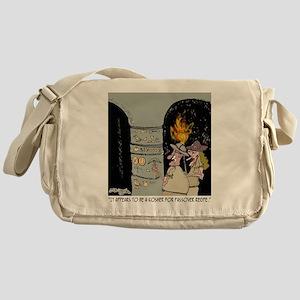 3959_kosher_cartoon Messenger Bag