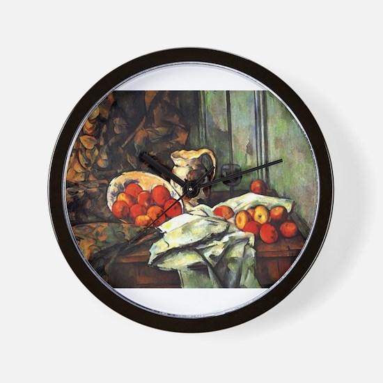 Still life with jug - Paul Cezanne - c1880 Wall Cl