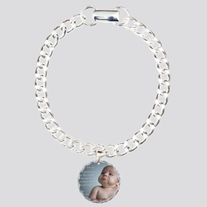 just do the best you can Charm Bracelet, One Charm