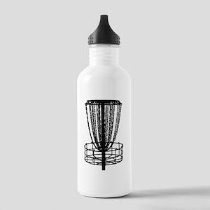 Sticker - Disc Golf Ca Stainless Water Bottle 1.0L