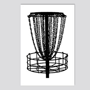 Sticker - Disc Golf Catch Postcards (Package of 8)