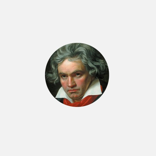 Beethoven Mini Button (10 pack)
