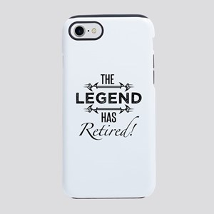 The Legend Has Retired iPhone 7 Tough Case