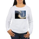 Camp Sunset 3 Women's Long Sleeve T-Shirt