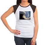 Camp Sunset 3 Women's Cap Sleeve T-Shirt