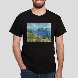 Bay of Marseille - Paul Cezanne - c1885 T-Shirt
