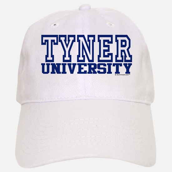 TYNER University Baseball Baseball Cap