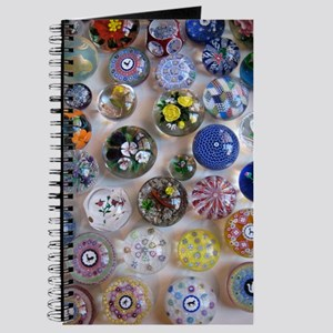 Glass-Balls-iPad 2 Journal
