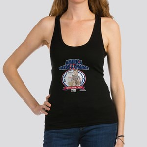 JohnTesterT Racerback Tank Top