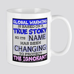 'global Warming' Is Based On Mugs