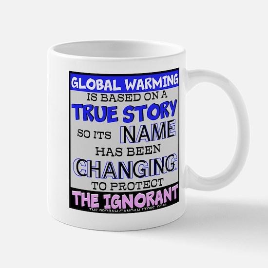 'global Warming' Is Based On Mugs