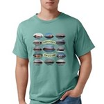 1,000 Footers On The Great Lakes T-Shirt