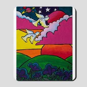 Night and Day Mousepad