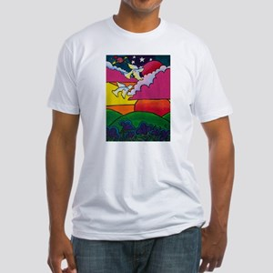 Night and Day Fitted T-Shirt