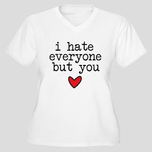edaa8d74537 Funny Girlfriend Women s Plus Size T-Shirts - CafePress
