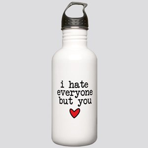 Hate Everyone Stainless Water Bottle 1.0L