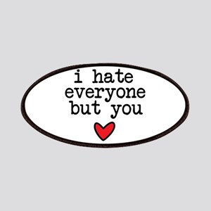 Hate Everyone Patch
