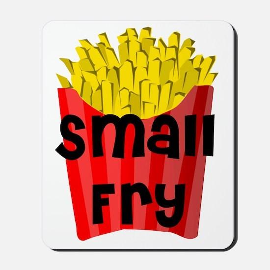 Small Fry.gif Mousepad