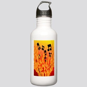 Tunes a Blaze Stainless Water Bottle 1.0L