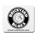 Brickyard Blues Mousepad