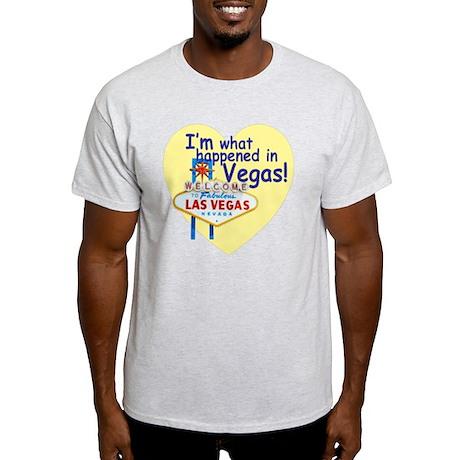 vegas.gif Light T-Shirt