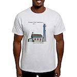 Sturgeon Point Lighthouse History T-Shirt