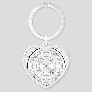 Unit-Circle-Transparent-2000x2000 Heart Keychain
