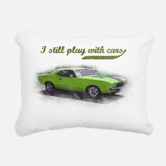 still_1 Rectangular Canvas Pillow