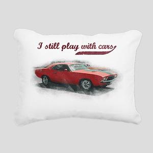 still_3 Rectangular Canvas Pillow