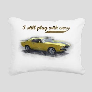 still_5 Rectangular Canvas Pillow