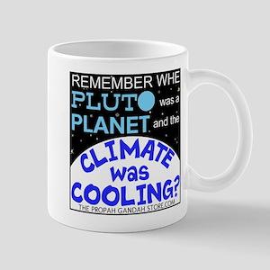 Remember When Pluto Mugs