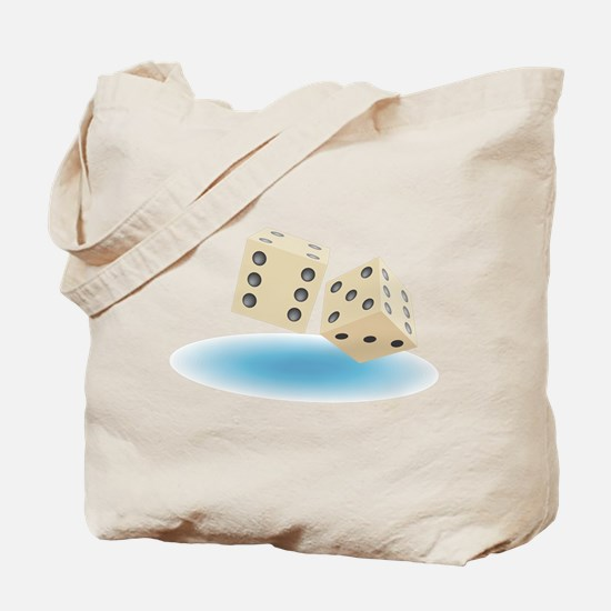 Roll The Dice Tote Bag