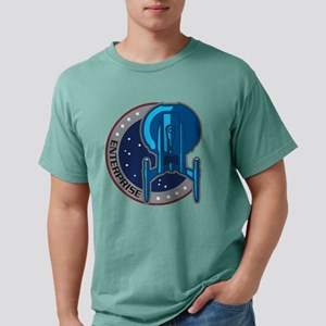 Enterprise Patch Men's Comfort Colors T-Shirt