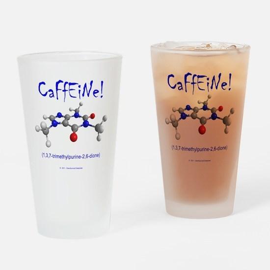 caffeine3 Drinking Glass
