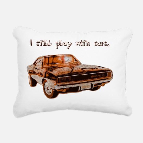 s_5 Rectangular Canvas Pillow