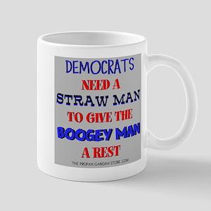Democrats Need A Straw Man Mugs