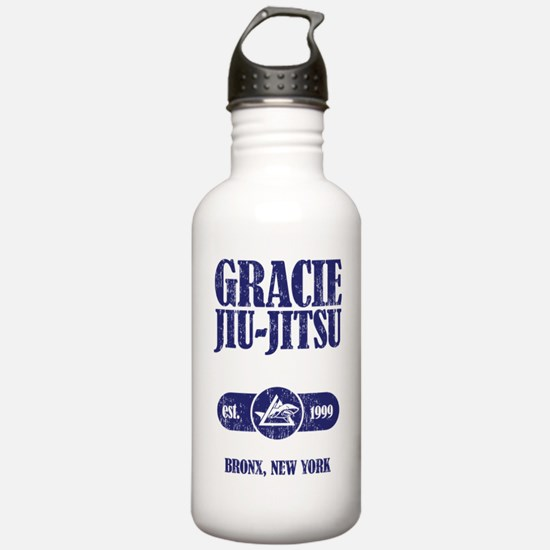 GracieEst1999_RoyalBlu Water Bottle