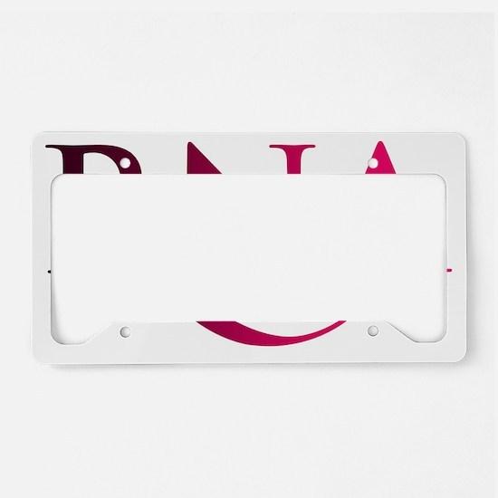 RNA License Plate Holder