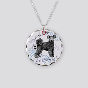 pumi T1 Necklace Circle Charm