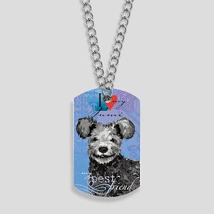 pumi-key1 Dog Tags