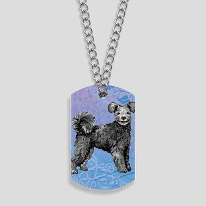 pumi-key1 back Dog Tags