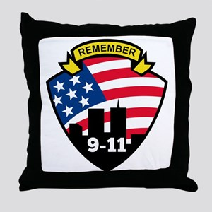 9-11 Throw Pillow