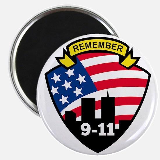 9-11 Magnet