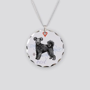 pumi T1-K Necklace Circle Charm