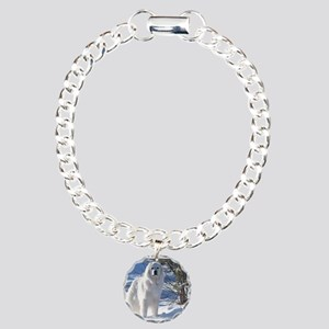 cub_12_11 Charm Bracelet, One Charm