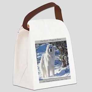 cub_12_11 Canvas Lunch Bag