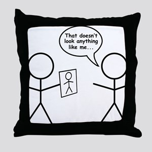 foto Throw Pillow