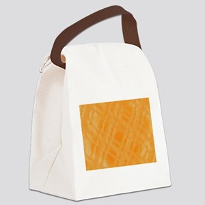 Sweetly Industrious Canvas Lunch Bag