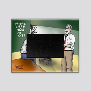 Pi_79 Interrogation (20x16 Color) Picture Frame